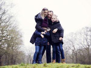 Winter Lifestyle Photoshoot – Moszczynski Family