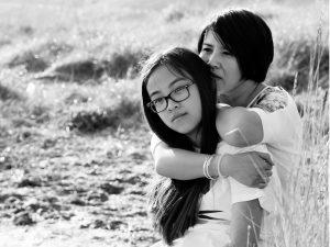 Motherhood photoshoot with Yuen & Allegra