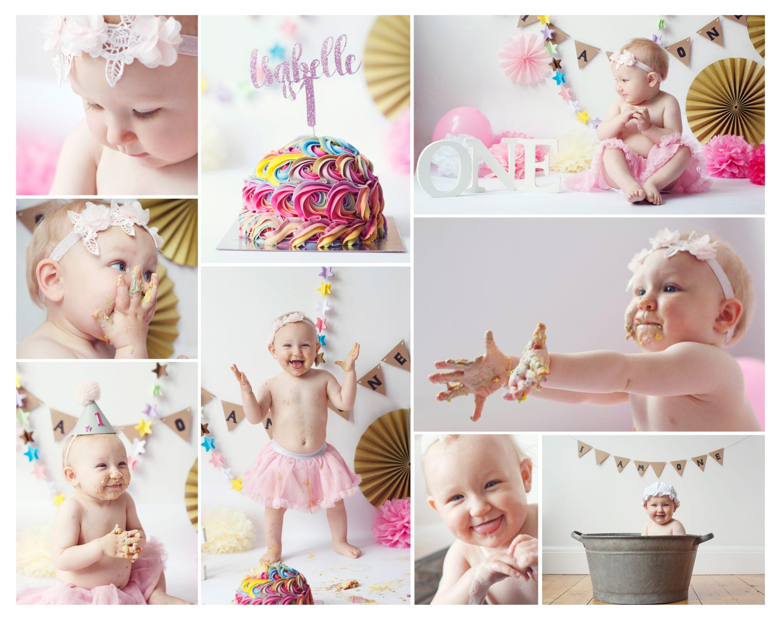Aimee (cake smash)
