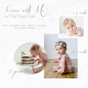'Grow with Me' collection